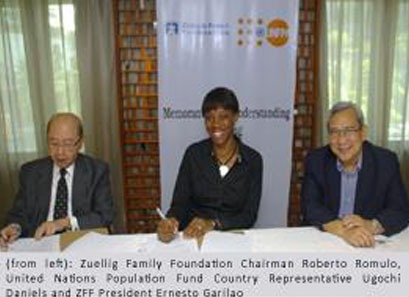 2012, August 28_Partnership to Develop Health Champions formed